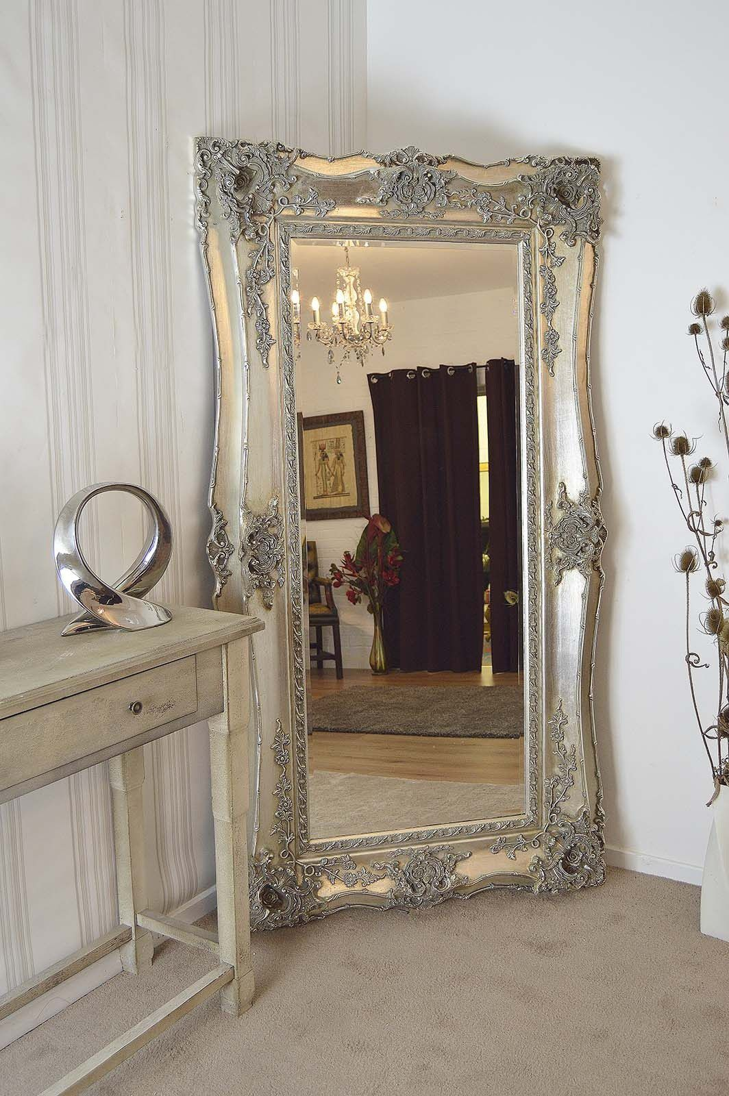 Extra large mirrors - 10 tips for choosing | Inovodecor.com