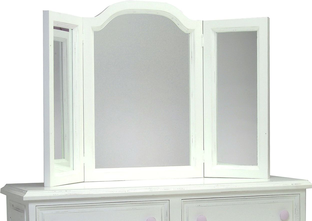 Vanity Mirror Trifold The Most Utilized Household Item In Tri Fold Bathroom Mirror Replacement