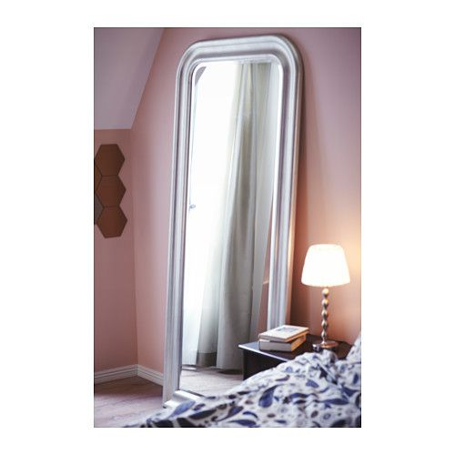 Find large ikea songe mirror that matches your home decor for Miroir hollywood ikea